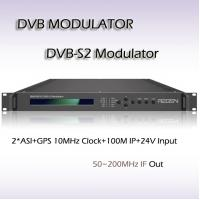 Quality IP TO DVB-S/S2 Modulator RMSS9010 Satellite TV Headend for DSNG for sale