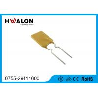 Quality DIP PPTC Thermistor PTC Fuse Polymer Types For Circuit Protection for sale