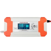 Quality 24V Gel AGM Wet Lead Acid Lifepo4 Compatible Charger User Friendly for sale
