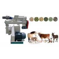 Quality Low Noise Poultry Animal Feed Production Machine For Livestock Feed Line for sale