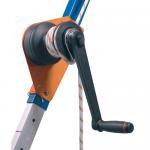 Quality ASDJ electric hoist winch for sale