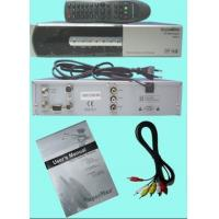Best RS232 50hz 16 bit FEC TV Satellite Receiver DVB-S Super max 9950 usb wholesale