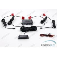 Best 4 Sensors Dual-core CPU Wireless Car Parking Sensor , Car Reverse Radar wholesale