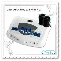 Buy cheap Dual ion cleanse with MP3 from wholesalers