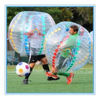 China Hot Popular Inflatable Bubble Bumper Ball for football game on sale