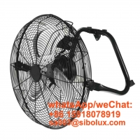"""Quality 18"""" 20"""" 2IN1High Velocity Wall Mounted Fan with 3 Speeds and Adjustable Tilt Head Floor Fan for sale"""
