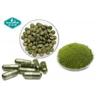 Quality New Super Food Certified 250mg/500mg Organic Spirulina & Chlorella Powder/Tablet/Capsules for sale