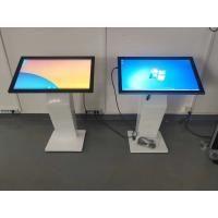 Quality TFT Interactive Touch Screen Info Kiosk With PC LG Original New Panel 32-65 Inch for sale