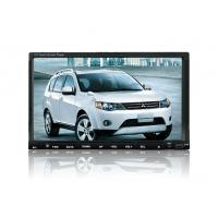 Quality 7 inch 2 Din Touch Screen Car DVD Player with AM, FM, BLUETOOTH, Analog TV, IPOD for sale