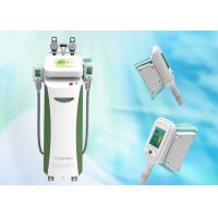 China CE / FDA approved cooling max -15'C safety lipocryo cryolipolysis slimming fat freezing cool shape machine on sale