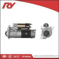 Quality 13T Aluminium Engine Starter Motor Hs Code 8511409900 TS16949 For MITSUBISHI 6DR5 4D34( M008T60271A ME049186) for sale