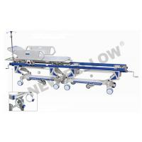 Quality Patients Transfer ABS Plastic Luxury Connecting Trolley For Operating Room for sale
