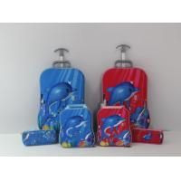 """Children School Holiday Travel Luggage toy Trolley Suitcase Wheeled Bag Case16"""""""