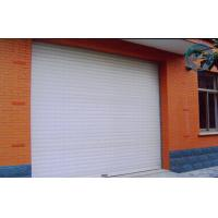 Quality Roller Shutter Automatic Insulated Garage Doors Remote Control EU Standard for sale
