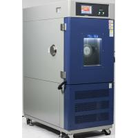 Quality Low Temperature Test Chamber R404A R23 Refrigerant Two Cascade Compressor Cooling for sale
