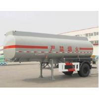 Best 13000L-1 Axles-Aluminum Tanker Semi-Trailer for methyl alcohol wholesale