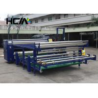 Quality Garment Rotary Heat Transfer Machine , Sublimation Heat Transfer Press Machine for sale