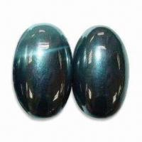 Quality Buzz Magnets, Made of Hematite, Measures 45 x 16mm for sale