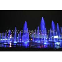 Quality Epistar Colorful Underwater LED Fountain Lights Constant Current Output Driver for sale