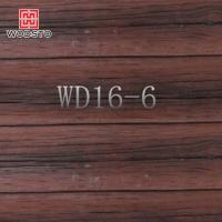 Quality water proof outdoor synthetic decking with all accessories WD16-6 for sale