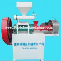 Quality Single Screw Extruder for snacks pellet,on sale extrusion machine made in China for sale