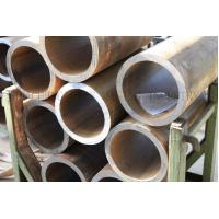 Varnish Hydraulic Cylinder ASTM A519 Pipe , Cold Drawn Precision Steel Tubes