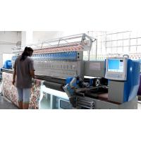 Professional Industrial Embroidery Machines 3353 Mm Embroidery Width , Minimum Operating Noise