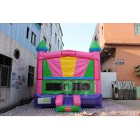 Quality Colorful Castle Inflatable Jumper for sale