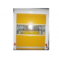 Quality Fast PVC Door Air Shower Tunnel For Goods Enter Medical Factory Clean Room for sale