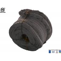Best 12 strand high strength polypropylene mooring line with 1.8ft splice eyes on both ends wholesale