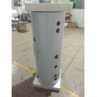 Quality pressurized hot water storage tank , inner tank made of stainless steel 304 2B for sale