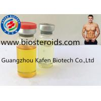 Quality Light Yellow Muscle Building Injection Dromostanolone Enanthate / Masteron Enanthate for sale