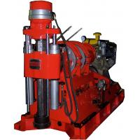 Long Stroke 600mm Core Drilling Rig Powerful Drilling Capacity