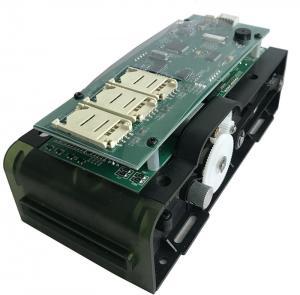 Quality 1 slot Smart Card Reader Module , 12Mbps Motor Card Reader for sale