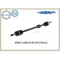 Quality Automotive Constant Velocity Drive Axle 49501-1R000 drive shaft assembly for sale