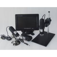 Quality Digital microscope AV output 2MP 800X with LCD screen for sale
