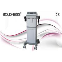 Best Fat Burning Ultrasonic Cavitation Slimming Machine , Tripolar Radio Frequency Machine wholesale