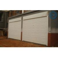 Quality Waterproof Industrial Sectional Door Structured Steel 50mm Panel for sale