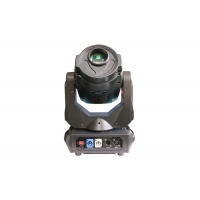 Quality 180W LED Moving Head Spot Light With two Gogo Wheel one Color DMX 512 Control LED Zoom Spot Moving Head Light for sale