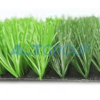 High Simulation Artificial Turf Soccer Field  , 50mm Football Synthetic Putting Green Turf