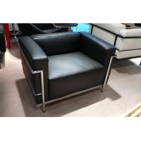 Quality Office Leather Cushion Le Corbusier Lc2 Sofa , Sectional Cassina Lc2 Sofa SGS for sale