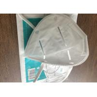 Quality Single Use KN95 Face Mask With CE Certification Easy Wearing And Carrying for sale