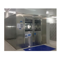 Quality Customizable Speed Adjustable SUS201 Cleanroom Air Shower for sale