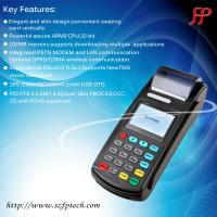 Best 8110 GPRS handheld bill payment machine with thermal receipt printer pos system price wholesale