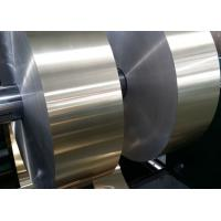 Quality Air Cooling Tower Heat Transfer Foil Mill Finished Industry Aluminum Foil Rolls for sale