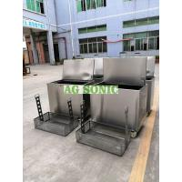 Quality Restaurant Oven Cleaning Equipment Tanks 258L Stainless Steel 240V Electrical Element for sale