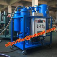 Quality Recycled gas turbine oil polishing machine,rapidly seperate water,gas,acid,soap,pigment,oil cleaner  flushing unit for sale