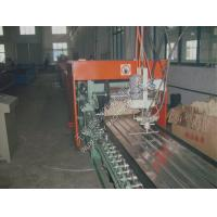 Buy custom galvanized steel Wall PU Sandwich Panel Machine 0.3-0.8mm Thickness at wholesale prices