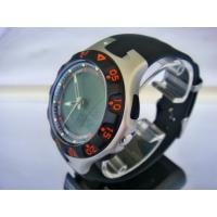 China Black Kids Quartz Analog Digital Watches , 10 ATM Waterproof Chronograph Watch on sale