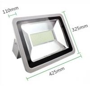 Quality 150W RGB LED Flood Light Meanwell driver Bridgelux led thick aluminum heatsink CE RoHs for sale